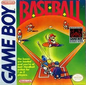 Baseball - Game Boy