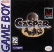 Casper - Game Boy