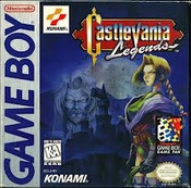 Castlevania Legends - Game Boy