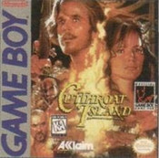 Cutthroat Island - Game Boy