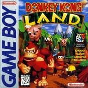 Donkey Kong Land - Game Boy