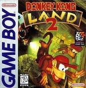 Donkey Kong Land 2 - Game Boy