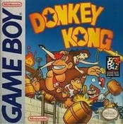 Donkey Kong - Game Boy