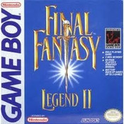 Final Fantasy Legend II - Game Boy