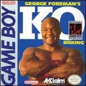 George Foreman's KO Boxing - Game Boy