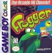 Frogger - Game Boy
