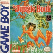 Jungle Book, Disney's - Game Boy