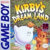 Kirby's Dream Land - Game Boy