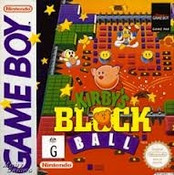 Kirby's Block Ball - Game Boy