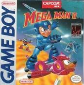 Mega Man ll - Game Boy