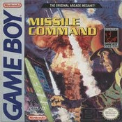 Missile Command - Game Boy
