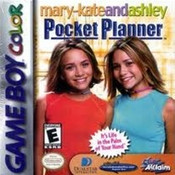 Mary-Kate and Ashley Pocket Planner - Game Boy