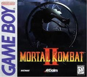 Mortal Kombat II (2) - Game Boy