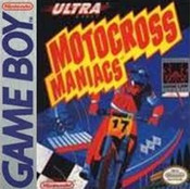Motocross Maniacs - Game Boy