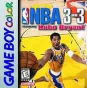 NBA 3 on 3 Kobe Bryant - Game Boy Color
