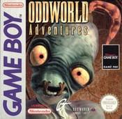 Oddworld Adventures - Game Boy