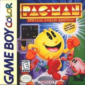 Pac-Man Special Color Edition - Game Boy