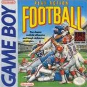 Play Action Football - Game Boy