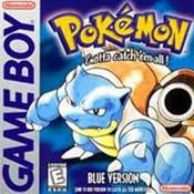 Pokemon Blue - Game Boy