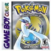 Pokemon Silver - Game Boy