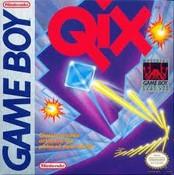 Qix - Game Boy