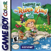 Legend of the River King 2 - Game Boy