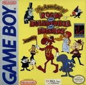 Adventures of Rocky and Bullwinkle and Friends - Game Boy