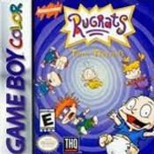 Rugrats Time Travelers - Game Boy
