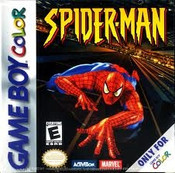Spider-Man - GameBoy Color Game