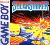 Solar Striker - Game Boy
