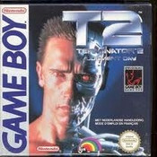 T2 Judgement Day - Game Boy