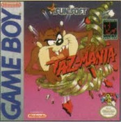 Taz Mania - Game Boy