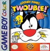 "Looney Tunes ""Twouble!"" - Game Boy"