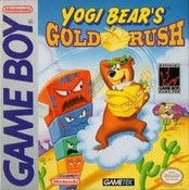 Yogi Bear's Gold Rush - Game Boy