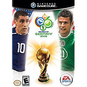 2006 Fifa World Cup Germany - GameCube Game