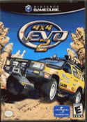 4x4 Evo 2 - GameCube Game