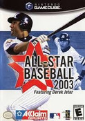 All-Star Baseball 2003 - GameCube Game