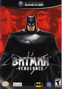 Batman Vengeance - GameCube Game