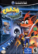 Crash Bandicoot Wrath of Cortex - GameCube Game