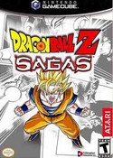 Dragon Ball Z Sagas  - GameCube Game