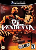 Def Jam Vendetta - GameCube Game