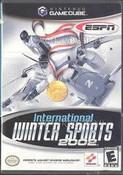 ESPN International Winter Sports 2002 - GameCube Game
