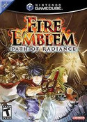 Fire Emblem Path of Radiance - GameCube Game