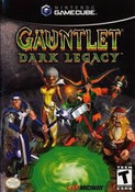 Gauntlet Dark Legacy - GameCube Game