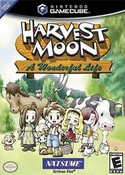 Harvest Moon A Wonderful Life - GameCube Game