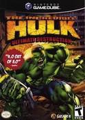Incredible Hulk Ultimate Destruction - GameCube Game