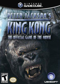 King Kong - GameCube Game