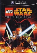 Lego Star Wars - GameCube Game