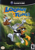 Looney Tunes Back In Action - GameCube Game