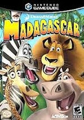 Madagascar - GameCube Game